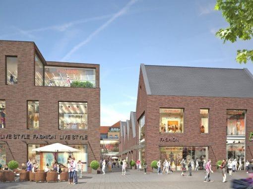 Dülmen, Town Centre